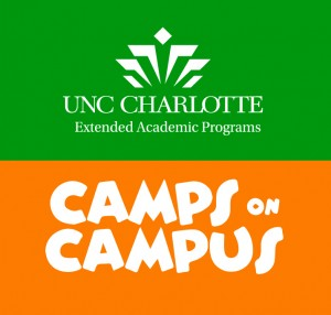 Uncc Camps On Campus Logo Michael Utsman