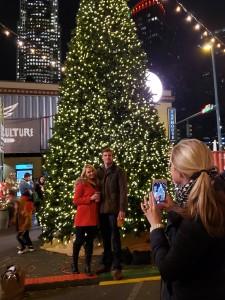 Tree Selfie