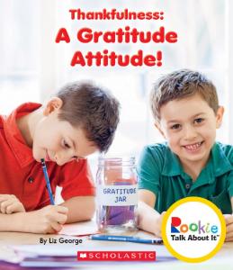 Thankfulness Gratitude Attitude