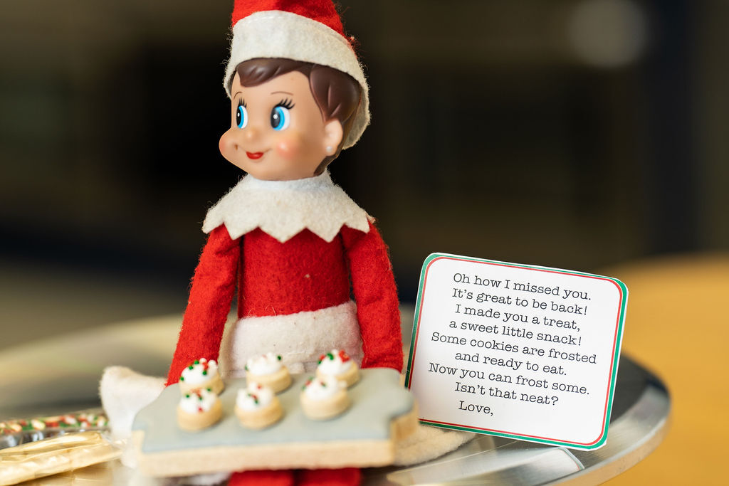 Cookie Kit Elf